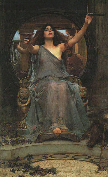 Circe, by John W. Waterhouse