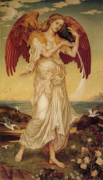 Eos, by Evelyn de Morgan