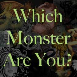 Which Monster Are You?